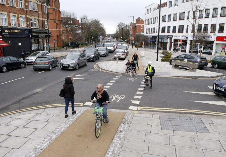 Cycle Lane Guided Rides.