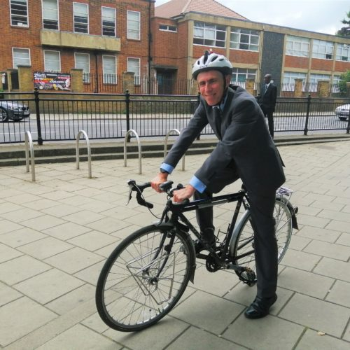 Paul of Enfield Council