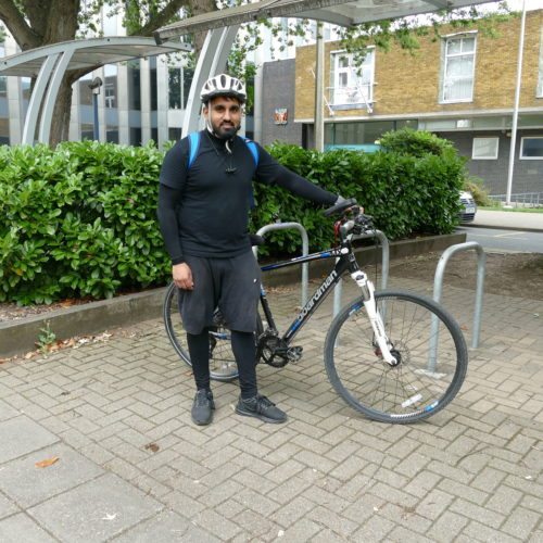Sulaymann of Enfield Council